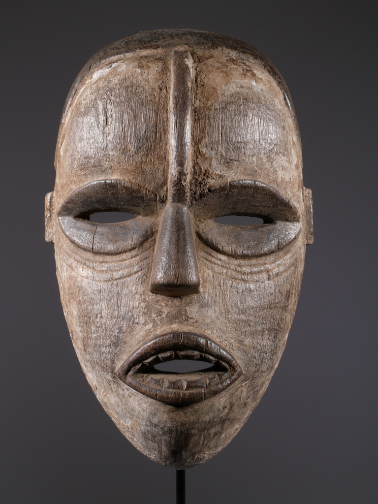 Le Masque Africain Ibo