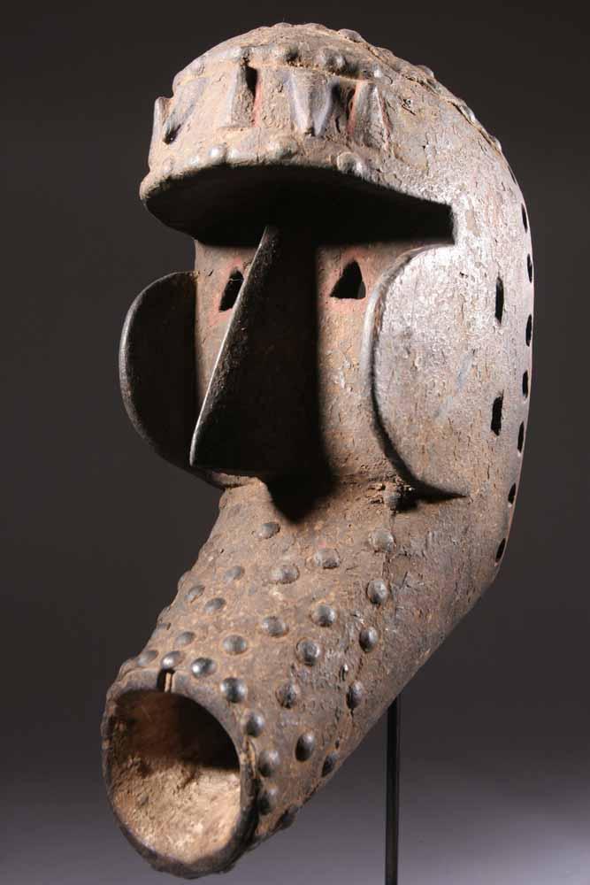 Masques dans l'art Masques-afrique