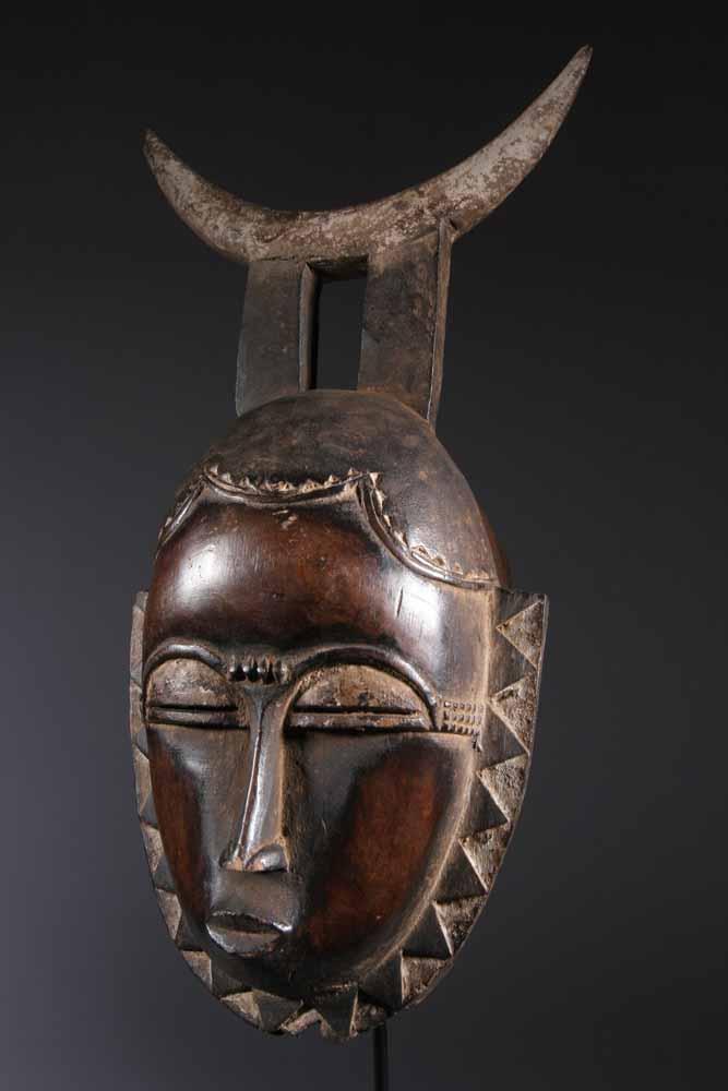 masque africain yaoure