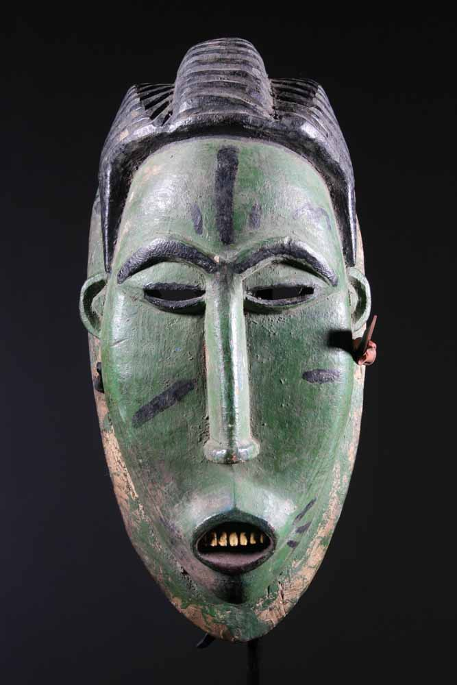 masque africain traditionnel