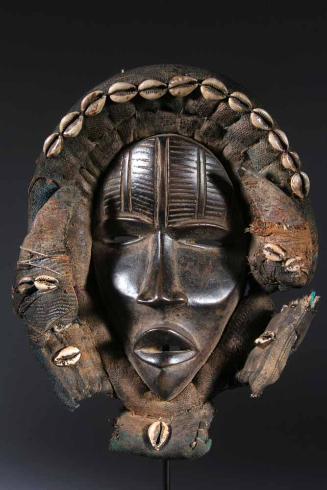 masque africain fonction