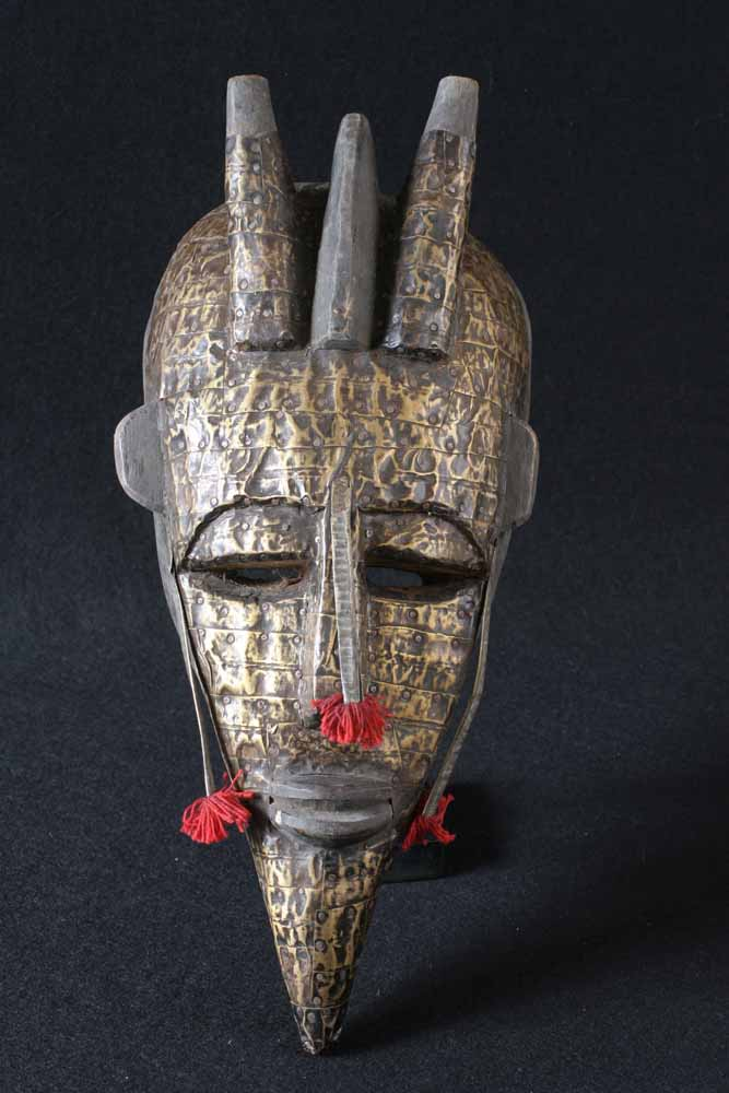 masque africain bambara