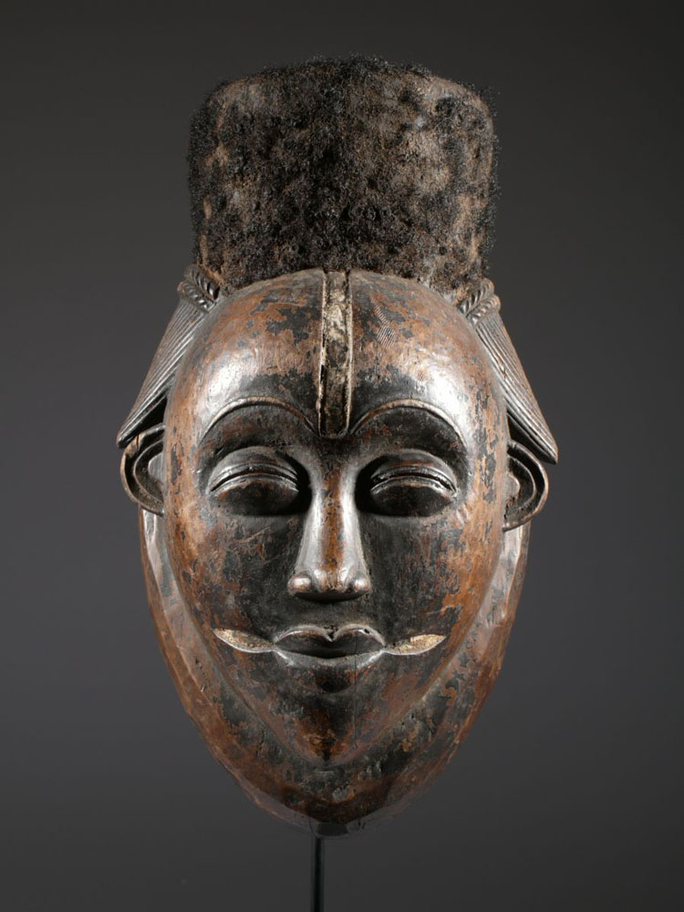 masque africain definition