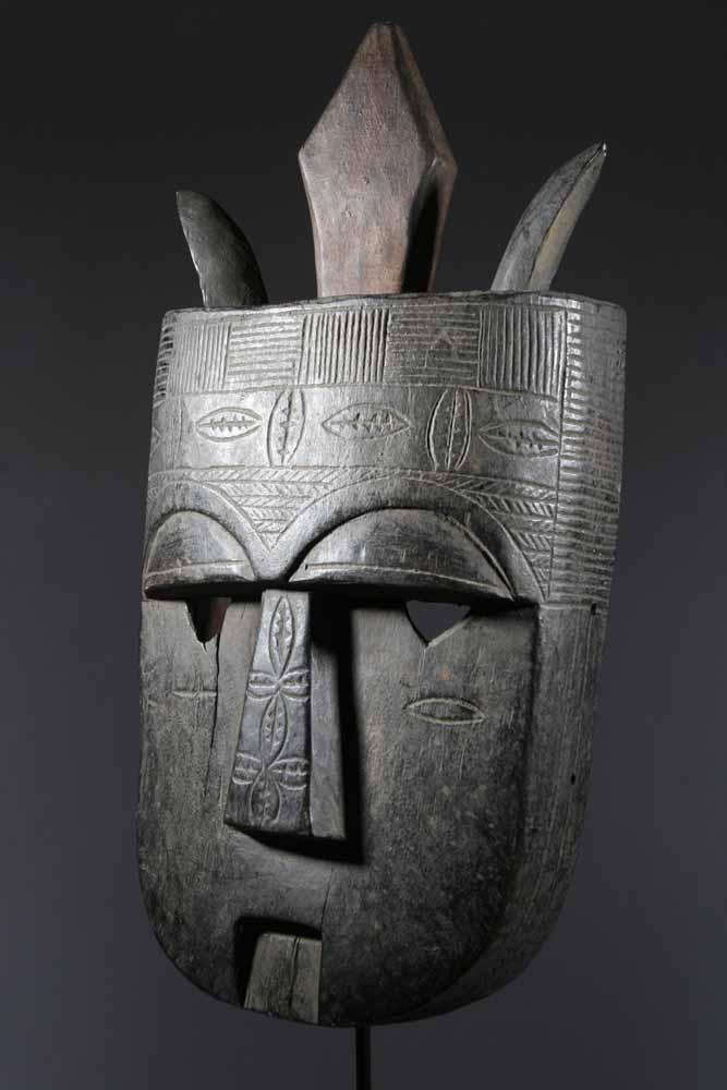 masque africain guinee